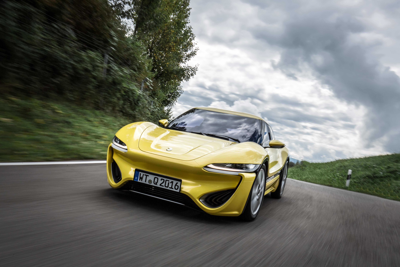 Elektroautos mit 48 Volt Flusszellenantrieb sind die Zukunft - PT ...