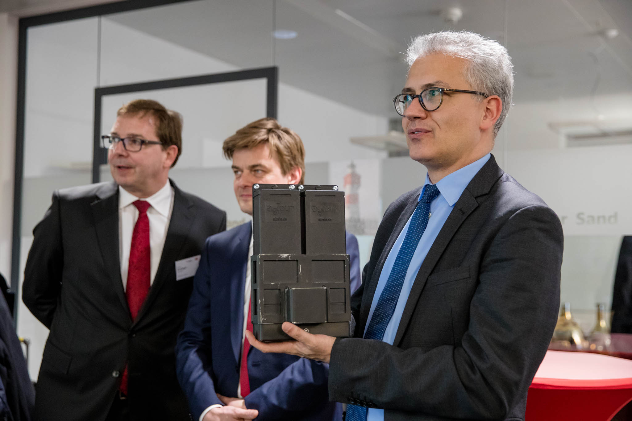 "Neues Digital Lab ""ampulse"" im ""House of Logistics & Mobility"" in Frankfurt am Main eingeweiht"
