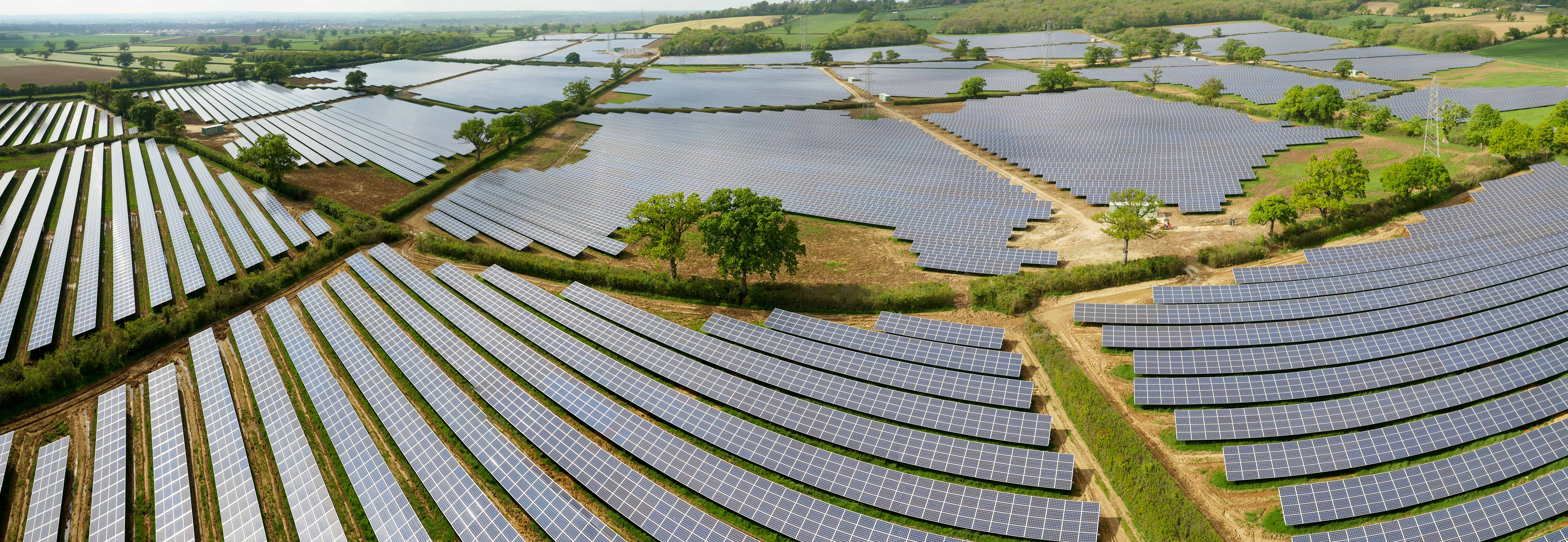 Goldbeck Solar veräußert 50-MW-Solarfarm in Sandridge