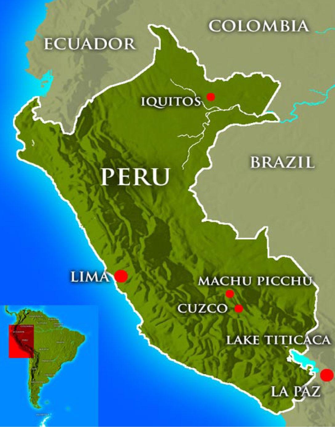Marktfenster Peru - PT-Magazin